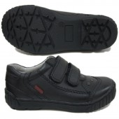 BOY SCHOOL SHOES STYLE NO.B826F-1N