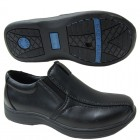 BOY SCHOOL SHOES STYLE NO.1608F-2N